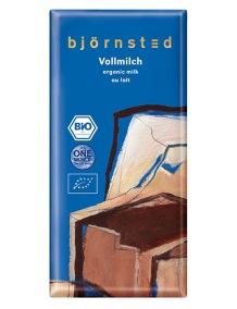 Björnsted Mjölkchoklad 33% - 100g