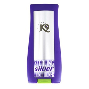 Balsam hund - K9 Sterling Silver