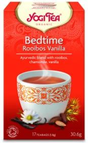 Yogi Tea – Bedtime Rooiboos Vanilla