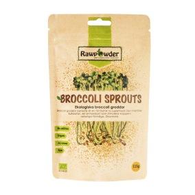 Broccoli Sprouts (groddar) EKO 115g