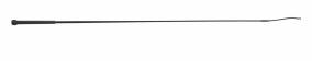 Dressyrspö Svart 110 cm