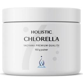 Chlorella, pulver 150g – Holistic