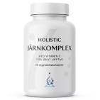 JärnKomplex 25 mg 90 kapslar - Holistic