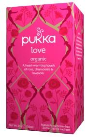 Pukka te - Love