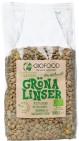 Gröna Linser 500g - Biofood
