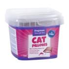 Kattgodis - Cat Pillows krämig lax