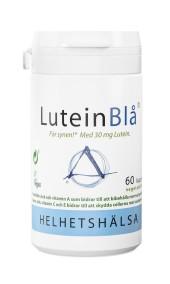 LuteinBlå® – för synen!