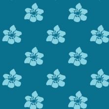 blåsippablå