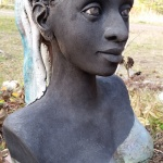 afrikansk flicka