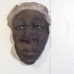 Kvinna från Kalahari