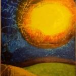 Den värmande solen