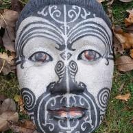 Maori hövding