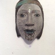 Maori flicka