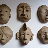 små masker