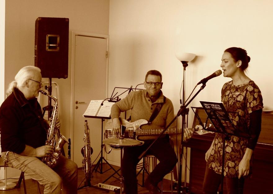 Sångcoaching med två musiker