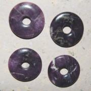 Purple Heart 30 mm (Fluorit)