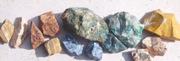 naturens stenar