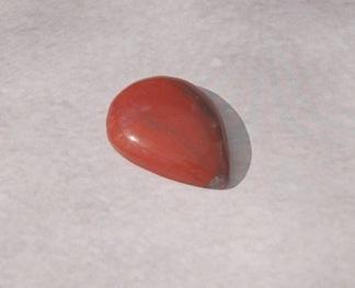 Cherry Creek Jaspis handpolerad sten