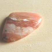 Peruviansk opal, handpolerad sten
