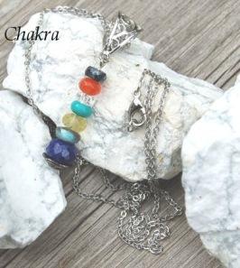 Chakra halsband