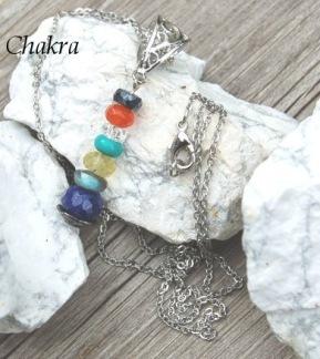Chakra hänge med kedja