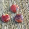 Mookait 9mm fasetterad sten