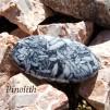 Pinolith handslipad sten 43x23mm