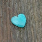 AMAZONIT HEART