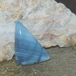 Blå Opal 2
