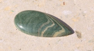 Melarite sten 45x21mm, skyddande sten