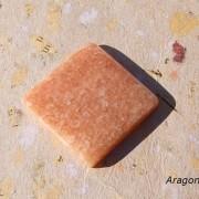 Aragonit handpolerad sten 28x18mm