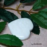 Scolecite hjärta 37x36mm