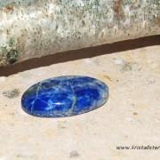 Lapis Lazuli sten cab  23x12mm