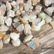 Eldopal små råbitar, ca 10 - 15 mm, pris per styck