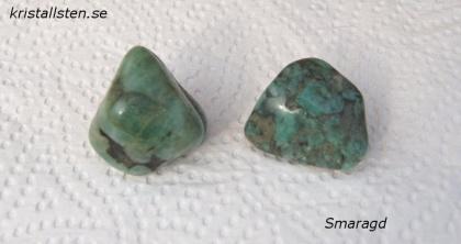 Smaragd sten