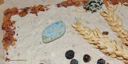 Blå Opal - Lucky Stone