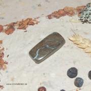 Boulder Koroit Opal sten 35x17mm
