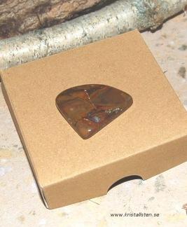 Boulder Koroit Opal sten 32x25mm