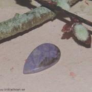 Tiffany sten flatback 31x19mm