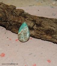 Variscite sten
