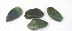 Jade trumlade stenar