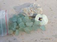 Akvamarin sten