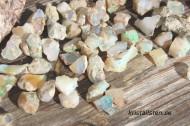 Opal stenar, många olika