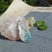 K2 Granit Jaspis sten 51x30mm