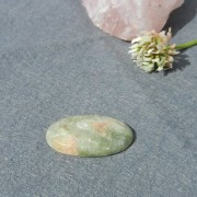 Vacker Serafinit  sten 37,5x21mm