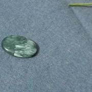 Serafinit sten 31x21mm, flatback