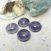Purple Heart 30 mm (Fluorit), styckpris