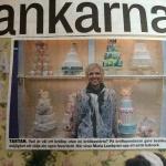 Cake Me Happy i Kvällsposten