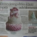 Cake Me Happy i Trelleborgs Allehanda