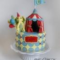 Barntårta Circus
